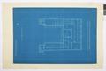 Arbetsritning, fastigheten nr 4 Hamngatan. Elektrisk installation, värmeledning m. m - Hallwylska museet - 105290.tif