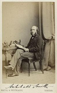 Archibald Smith British mathematician