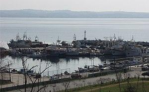 Kalamaria - Marina of Aretsou