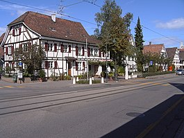 Деревня Альшвиль