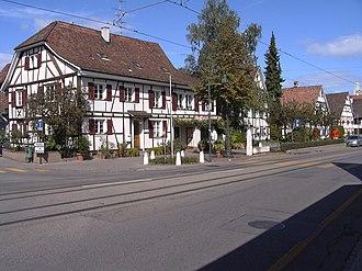 Allschwil - Image: Ariegel 2