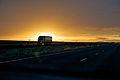 Arizona sunset with truck.jpg