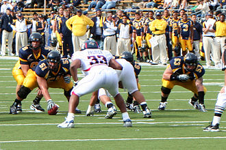 2007 California Golden Bears football team - Cal on offense