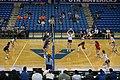 Arkansas State vs. UT Arlington volleyball 2019 13 (in-match action).jpg