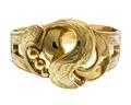 Armband av guld, 1860 - Hallwylska museet - 110131.tif