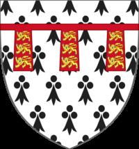 Armoiries des compagnons de Jeanne d'Arc - Arthur de Richemontt.png