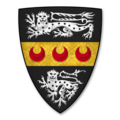 Armorial Bearings of the TYLER family of Pembridge, Herefordshire.png