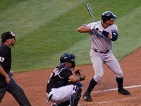 Rodriguez ready to hit in June 19, 2007