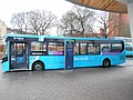Arriva Kent & Surrey SN67WUD (side), Chatham Bus Station, 15 January 2018.jpg