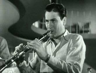 "Artie Shaw - Artie Shaw performing his ""Concerto for Clarinet"" in 1940"