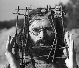 Alexander Aksinin - Image: Artist Alexander Aksinin 1980