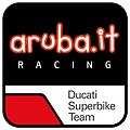 Aruba.it Racing - Ducati Superbike Team, 2015 logo.jpg