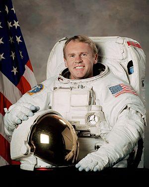 Andy Thomas - Image: Astronaut Andy Thomas