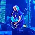 At the concert of Oleg Vinnik (cropped).jpg