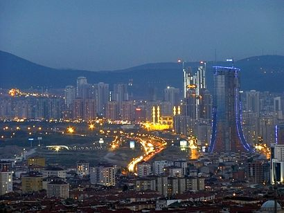 How to get to Ataşehir with public transit - About the place