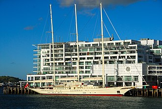 Royal Huisman - Image: Athena in Auckland (448127613)
