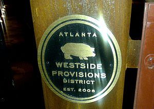Westside Provisions - Westside Provisions marker