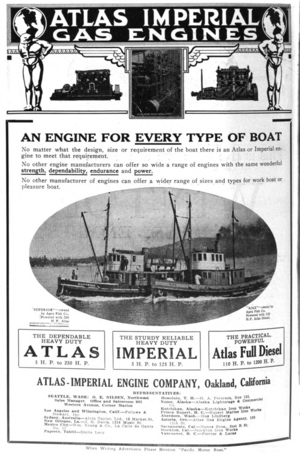 Atlas-Imperial - Atlas Imperial Advertisement from April 1918 issue of Pacific Motorboat.