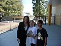 Attorney General Kamala Harris visits Peterson Middle School to discuss online safety and cyberbullying 01.jpg