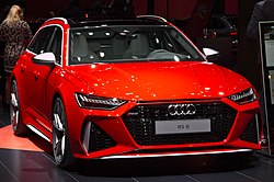 Audi RS6 Avant C8 at IAA 2019 IMG 0194.jpg