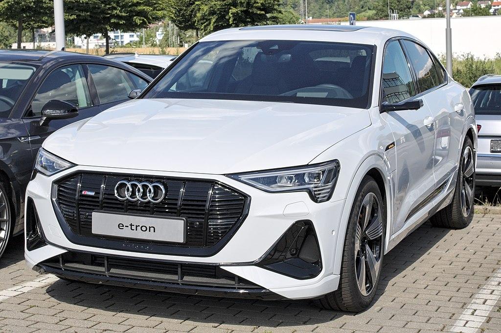 Audi e-tron Sportback IMG 3111