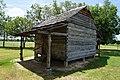 Audie Murphy American Cotton Museum July 2015 49 (Wilkins Log Cabin).jpg