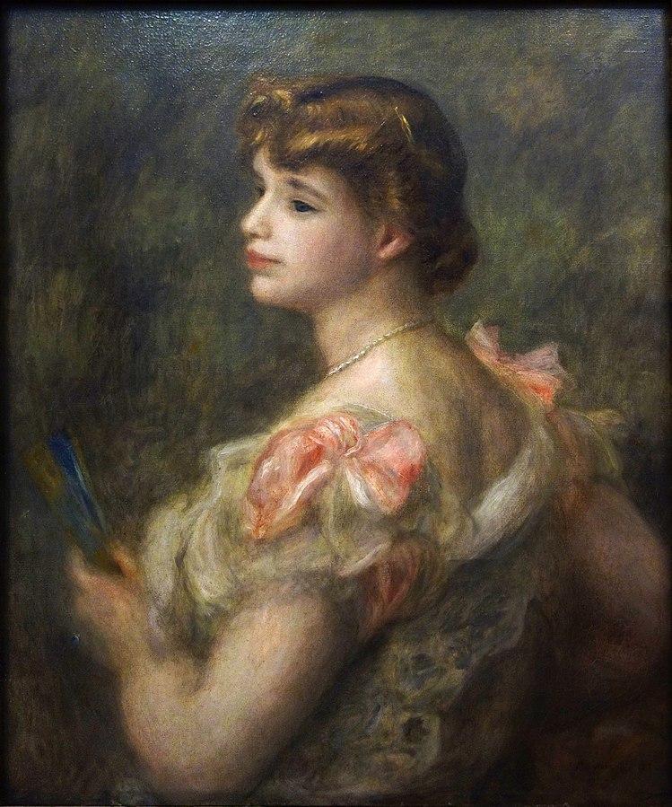 Portrait of Madame Valentine Fray