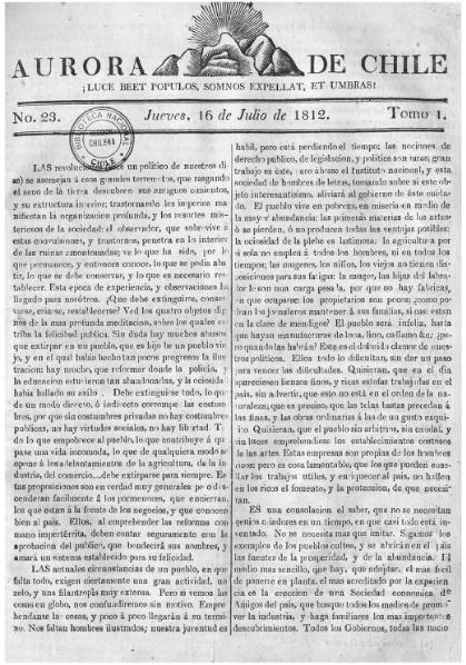 File:Aurora de Chile (July 16, 1812).djvu