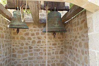 Aussos - Image: Aussos kerk 2