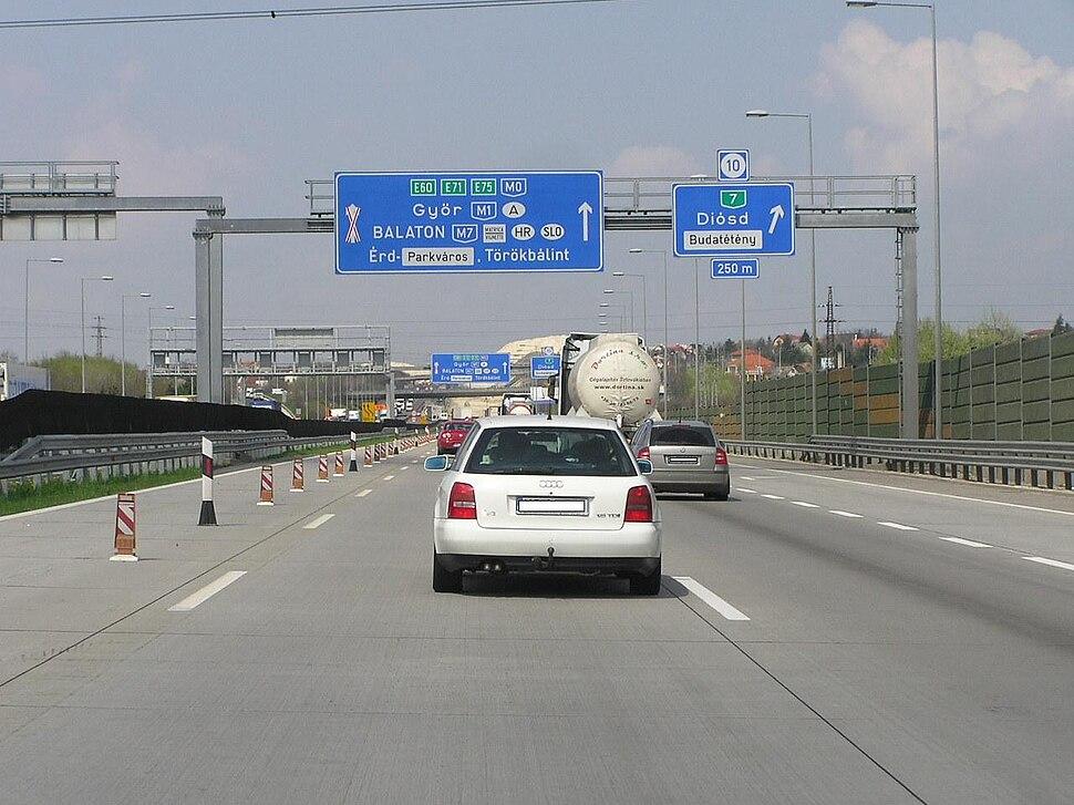 AutobahnHU M0 1