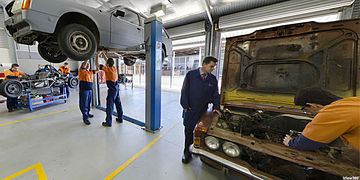 Auto Mechanic what are the subjects st bridgets college high school