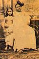 Ayilyam Thirunal Ramavarma's wife Kalyanikutiyama.jpg