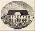 Az Aszódi Evangélikus Gimnázium. (Petőfi Muzeális Gyűjtemény és Kiállítóhely). Mo. és a Nagyvilág, 1875.jpg