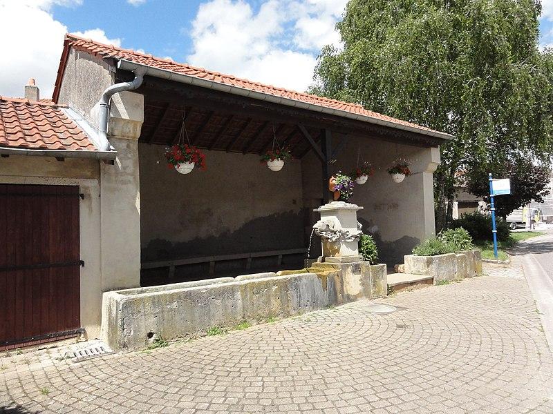 Azelot (M-et-M) fontaine A