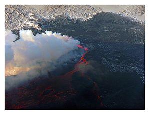 2014–2015 eruption of Bárðarbunga - Activity on 21 October 2014