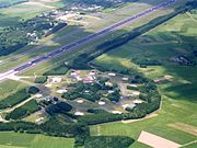 Büchel airbase of the Luftwaffe, Germany