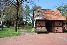 Kalle Niedersachsen Weihnachtsbeleuchtung.Calle Bücken Wikipedia