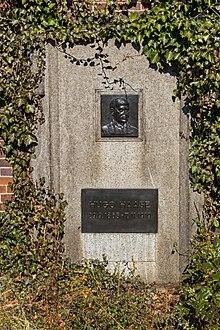 Hugo Haase Grab Zentralfriedhof Friedrichsfelde
