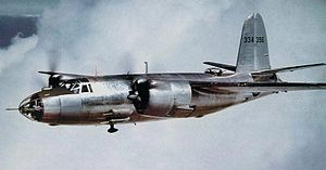 42d Air Base Wing - Martin B-26, first combat aircraft of the group.
