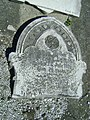 B29P383 JAMESON headstone top 18 Jan 2012.jpg