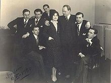 photo : l'ensemble en 1930