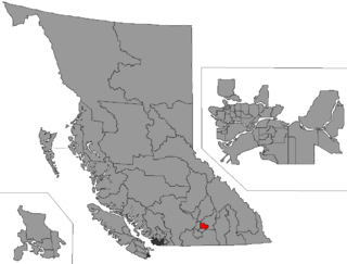 Kelowna-Lake Country (provincial electoral district)