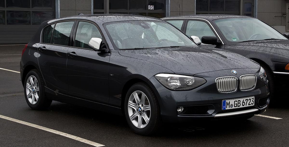 BMW 1 Serisi Vikipedi