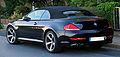 BMW 650i Cabriolet (E64, Facelift) – Heckansicht, 2. Juni 2011, Mettmann.jpg