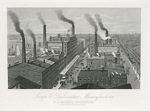 Benjamin T. Babbitt - Babbitt's Soap and Saleratus Manufacturing