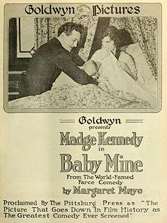 <i>Baby Mine</i> (1917 film) 1917 film by John S. Robertson, Hugo Ballin