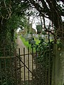 Back Way Into St. Augustine's Churchyard - geograph.org.uk - 717003.jpg
