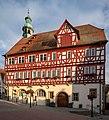 Backnang - Altstadt - Rathaus - Ansicht von NNW.jpg