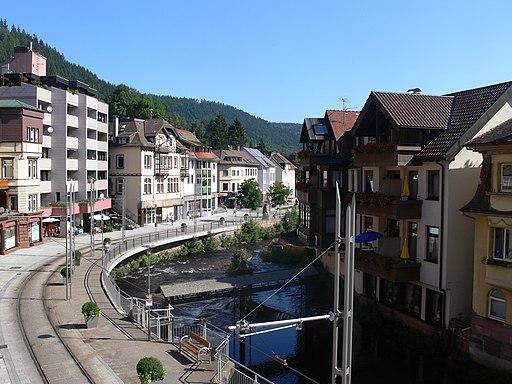 Bad Wildbad König-Karl-Straße