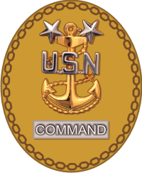 Petty officer Command master chief